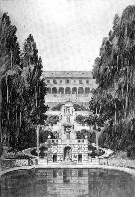 Villa Turicum Blueprints